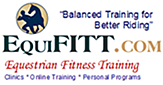 Equestrian Fitness Training